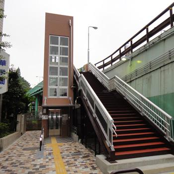 凌雲橋エレベーター等設置工事