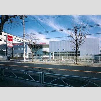 関東いすゞ自動車 川越支店